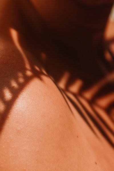 ombre bronzage